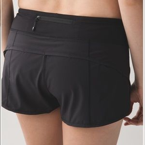Lululemon Speed Short 2.5""